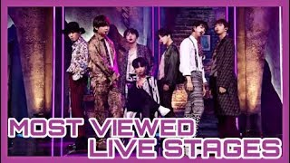 Download Lagu [TOP 20] Most Viewed KPOP Live Stages (JULY 2018) Gratis STAFABAND