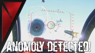 Anomoly Detected! (Epic Music and Mediocre Flying!)