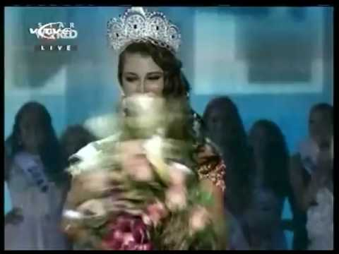 Miss Universe 2009 Accident!!! The Crown Fell Music Videos