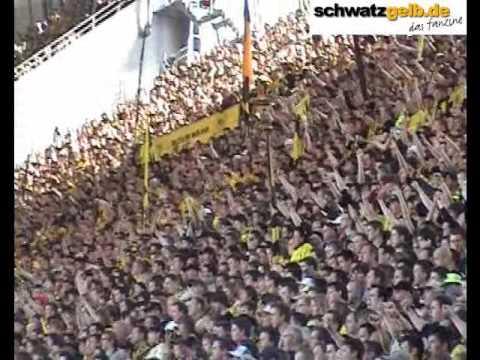 BVB - Hoffenheim Borussia Dortmund - TSG 1899 Hoffenheim Stimmung Fans Part 2/3 18.04.2010