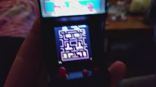 Ms Pacman Mini Arcade Machine - awesome