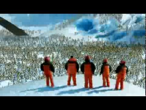 Happy Feet the most important end scene! The point of the ...