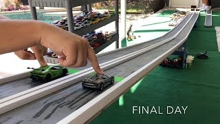 PULL BACK DRAG RACING 3 | DAY 4 | FINAL DAY