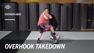 Overhook Takedown - Wrestling Moves with Stephen Abas