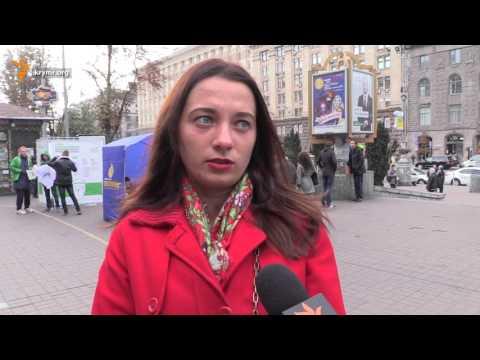 Как киевляне относятся к «энергетической» блокаде Крыма?