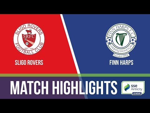 GW31: Sligo Rovers 3-1 Finn Harps