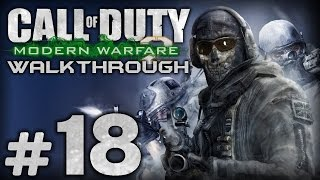 Прохождение Call of Duty: Modern Warfare 2 - Миссия №18 - Эпилог [ФИНАЛ]