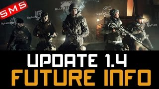Division: PATCH 1.4 UPDATE STATE OF THE GAME + FUTURE OF DIVISION!