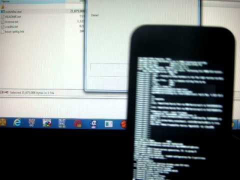 How to Install Cydia on Iphone/Ipod 5.0.1 With Redsn0w. (Jailbreak) Untethered (Read Description!)