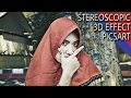 download Cara Edit 3D Effect Stereoscopic YellowClaw