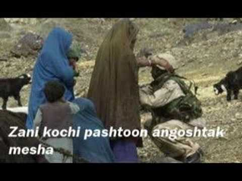 Afghanistan -  Poor Pashtun nation in southern Afghanistan