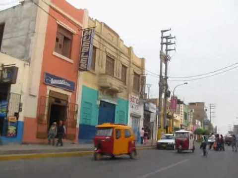 Lima - Barranca Km 197 Panamericana Norte. 3era parte.