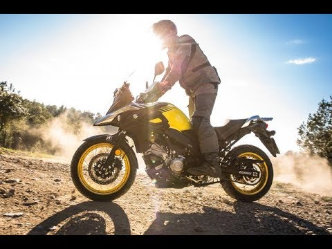 Suzuki V-Strom 650 XT Review First Ride   Visordown Motorcycle Reviews