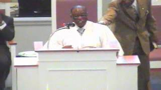 Pastor Monroe - Laying Aside Every Weight