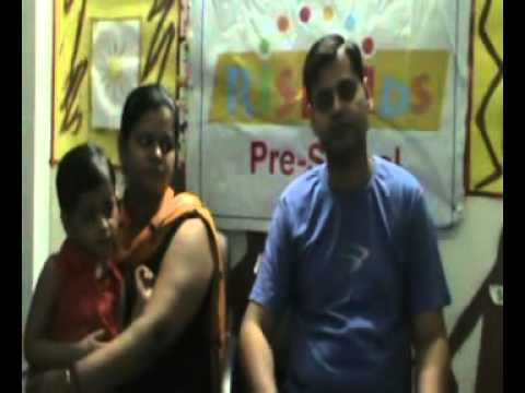 Video Review by Nikhil Tomer of Risekids Play School in Indirapuram, Delhi NCR Photo Image Pic