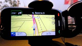 GPS Nokia C7 Test No GPRS , Test Garmin Mobile XT !!! on Nokia C7 Symbian^3 System