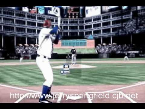 MLB Baseball Game Video #1 Video