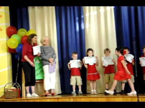 Village Schoolhouse Year End Show - Part 5 (jordan graduation)