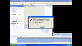 How To Fix A Codec Required Error In Windows Movie Maker