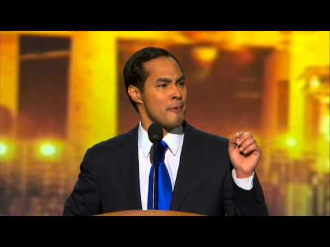 Julian Castro Full DNC Speech - DNC 2012