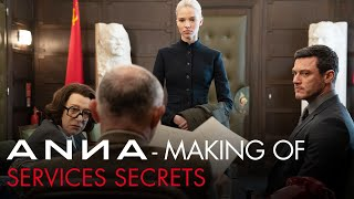 Making-of : « Services secrets » VOSF