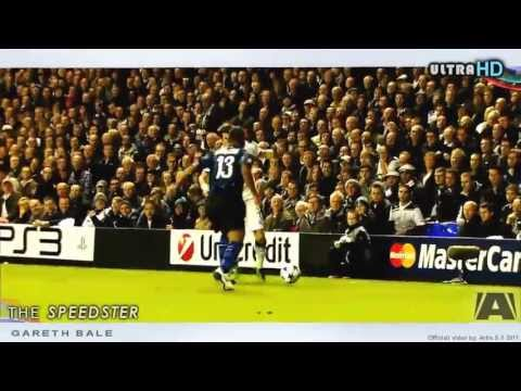 gareth bale 2012 skills and goals
