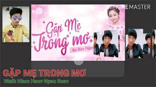 Gặp mẹ trong mơ phiên bản Hmong | Nhạc chế Karaoke | Song Cu