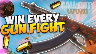 How to MAKE ANY GUN OVERPOWERED in COD WW2 - TIPS & TRICKS - [Call of Duty World War 2] Gameplay