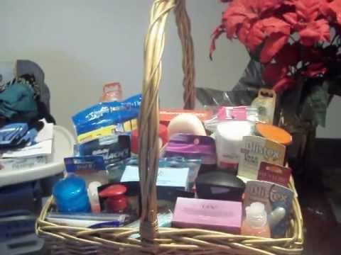 ~Gift Basket using