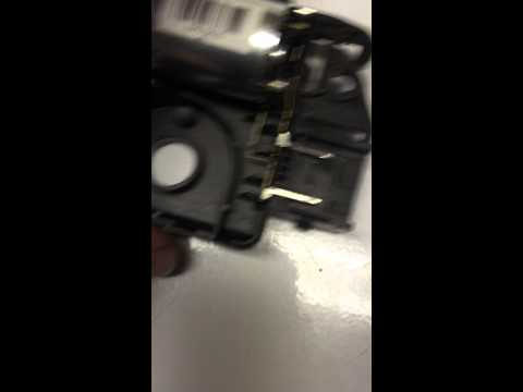 How To Replace (fix) The Mode Door Actuator On A 2000