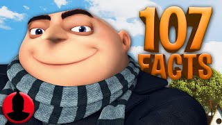 107 Despicable Me Facts You Should Know! (107 Facts S6 E23) | Channel Frederator