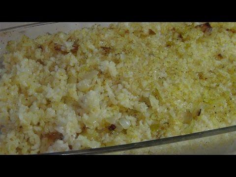 Рис по-болгарски-быстро и без хлопот