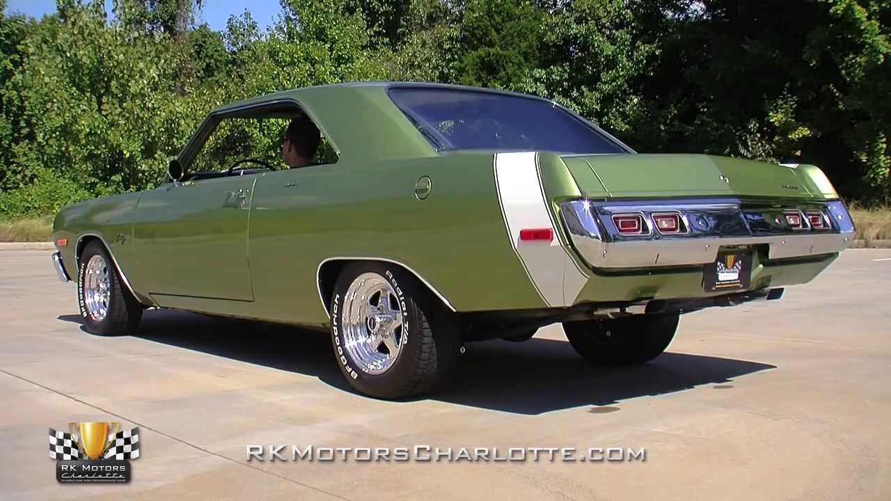 134370 1973 Dodge Dart Swinger Youtube