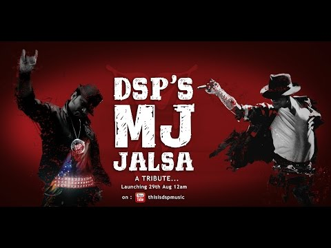 A tribute to Pop Superstar Michael Jackson (MJ) by Devi Sri Prasad (DSP)