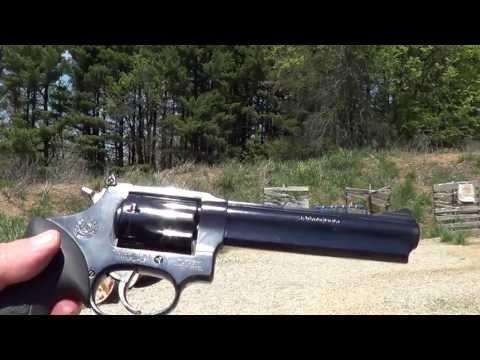 Taurus Model 941 22 Magnum Revolver
