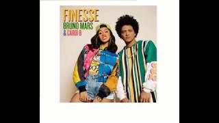 Download Lagu [Lyrics + Vietsub] Bruno Mar-Finesse (Remix)-feat Cardi B Gratis STAFABAND