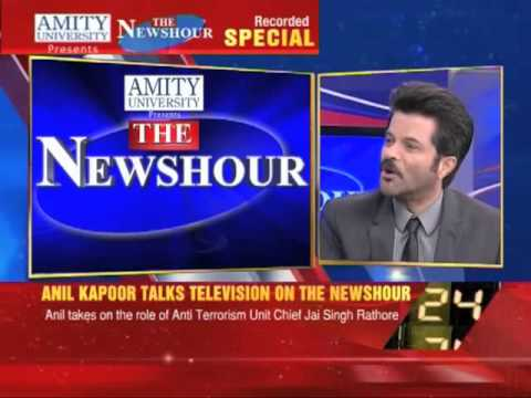 The Newshour Special: Anil Kapoor - Full Episode video