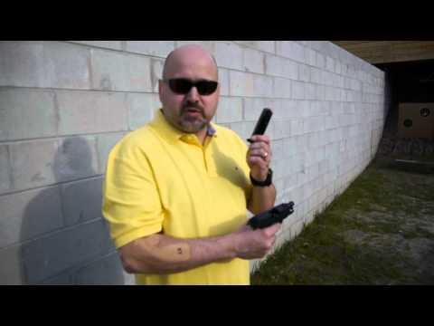 Review: Taurus PT638 Pro SA .380 Pistol w/15rd Mag Part 2