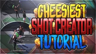CHEESIEST SHOT CREATOR TUTORIAL | BEST SIGNATURE STYLES | GET OPEN EVERY TIME | GREEN ALL SHOTS