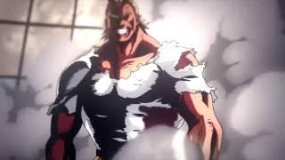 Boku no Hero Academia |「AMV」| All Might vs League of Villains Better Days
