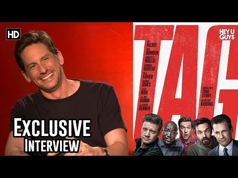 Director Jeff Tomsic On Working With Jeremy Renner, Jon Hamm & Ed Helms In TAG