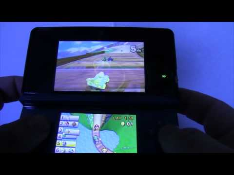 Mario Kart 7 Review for the 3DS