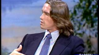Arnold Schwarzenegger, Exercise 20 Minutes per Day, Part 3 of 3, Johnny Carson's Tonight Show