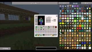 "minecraft survival: [let's play] ""scemo scemo in the mod"" 1.4.2 ep. 38"