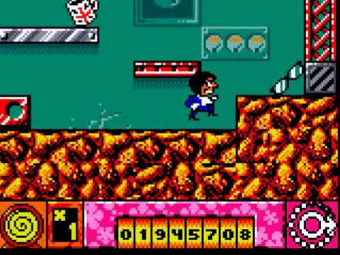 Austin Powers Game Austin Powers oh Behave Gbc