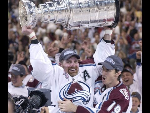 Top 10 Things we Love about Joe Sakic