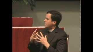 Eben Alexander in the Faith Forum with Chip Edens
