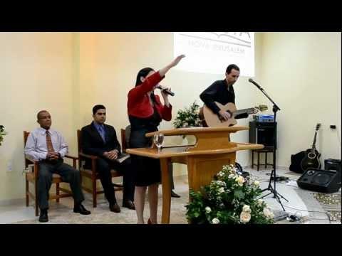 Wellinson e Ivania - Aniversário: Igreja Batista Nova Jerusalém