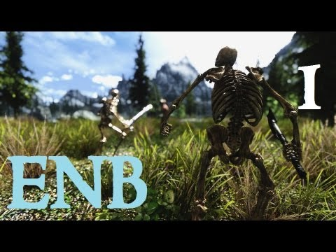 Skyrim ENB Mods 1 - Sharpshooter (original)