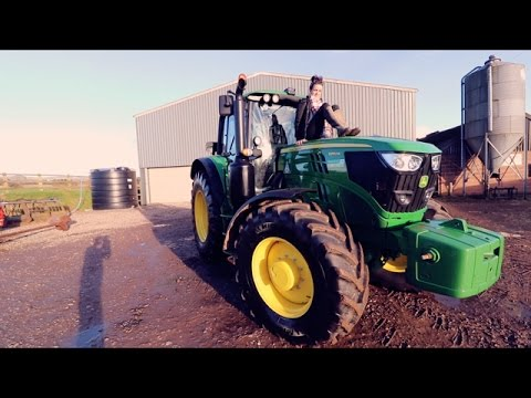 John Deere 6155M Review!!